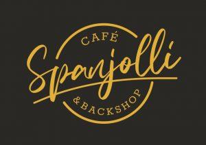 Logo-Spanjolli Café und Backshop